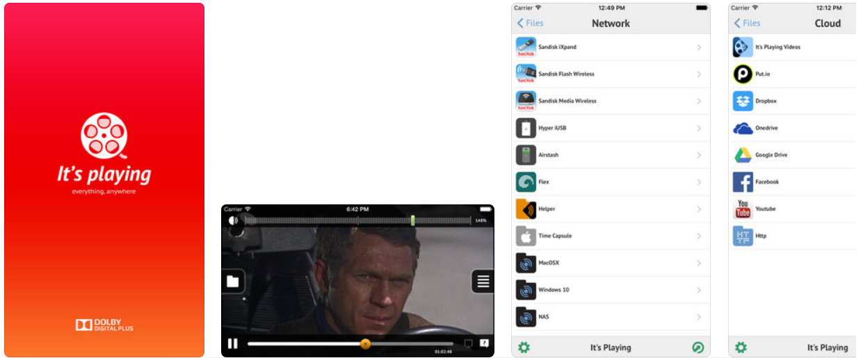 best video player app for iphone