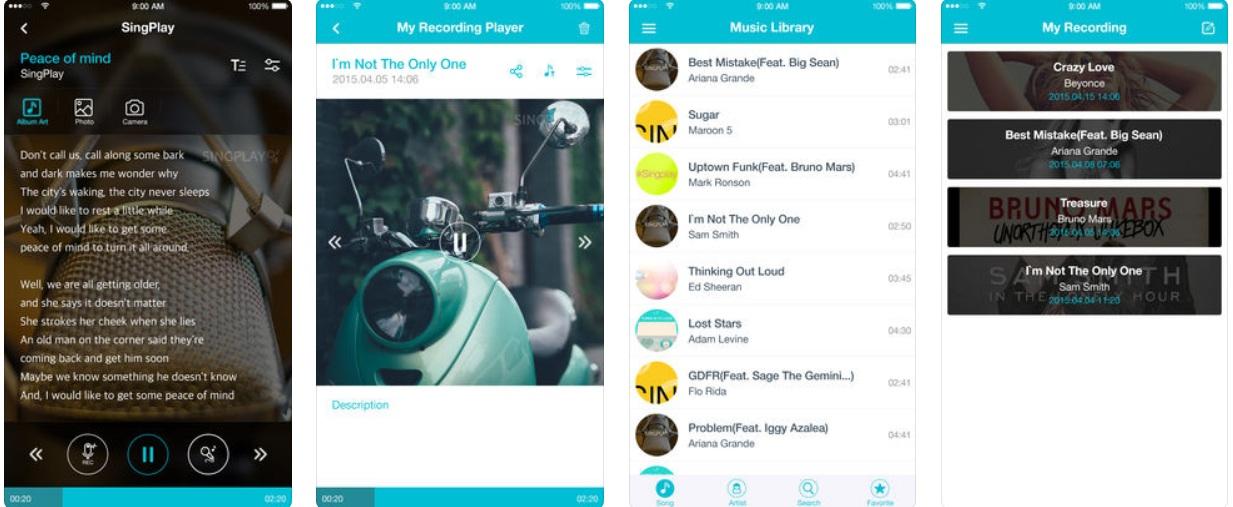 Best karaoke apps for iPhone