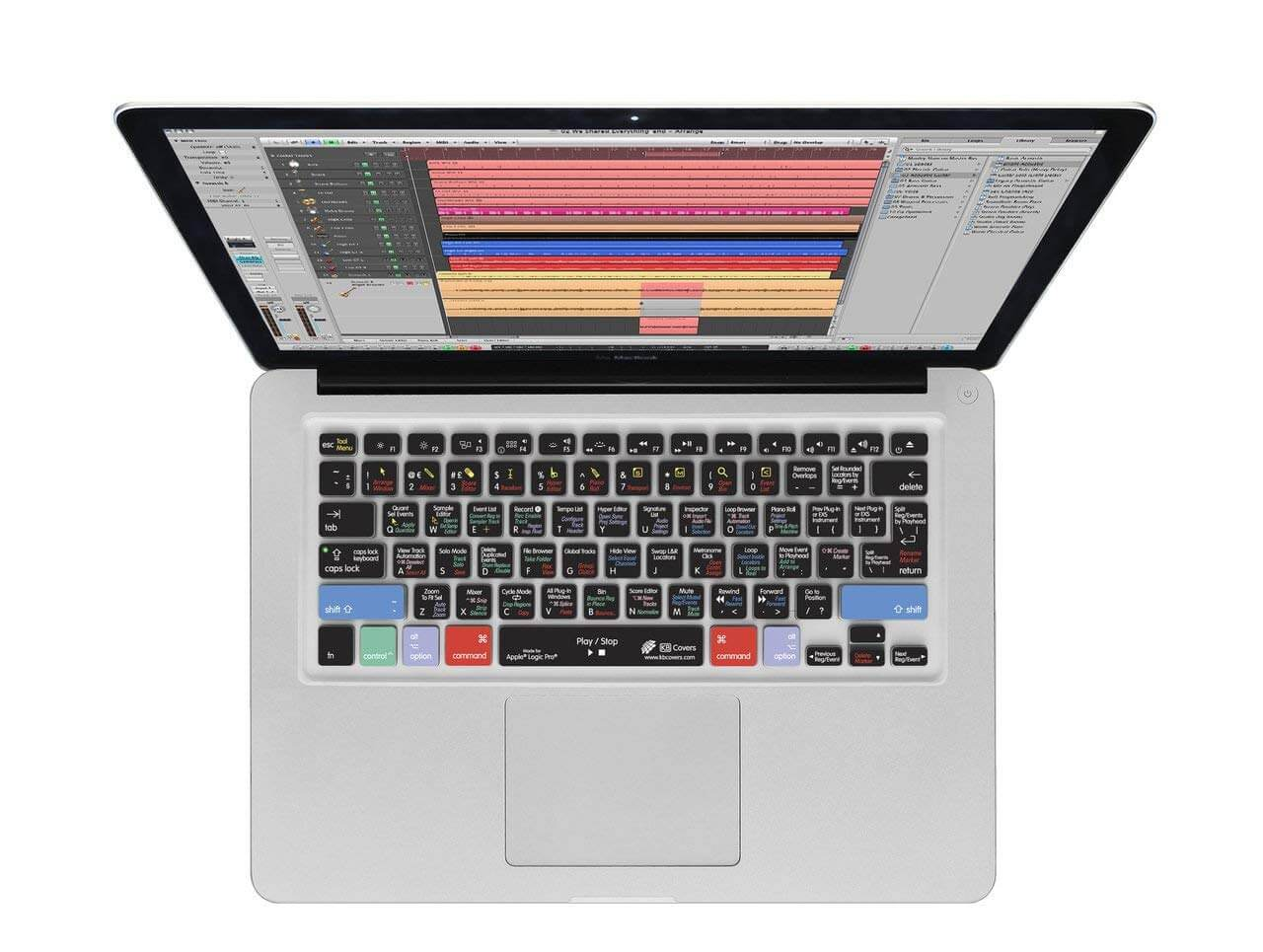 best keyboard cover for macbook pro touch bar