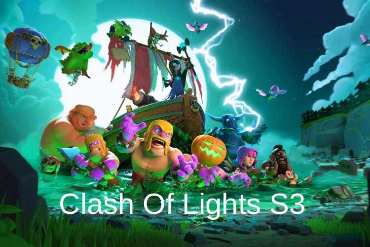clash of lights s3