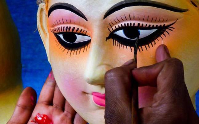 happy mahalaya images