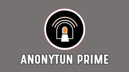Anonytun Prime APK V4.0 Download [Latest Version + Real Servers]