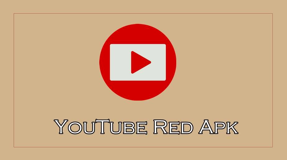 YouTube Premium Red Apk