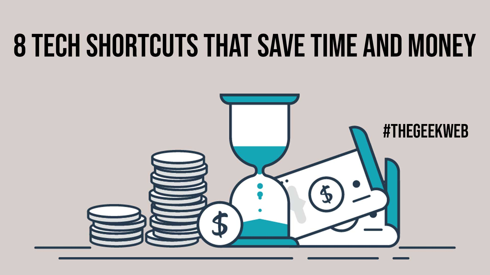 8 Tech Shortcuts That Save Time and Money