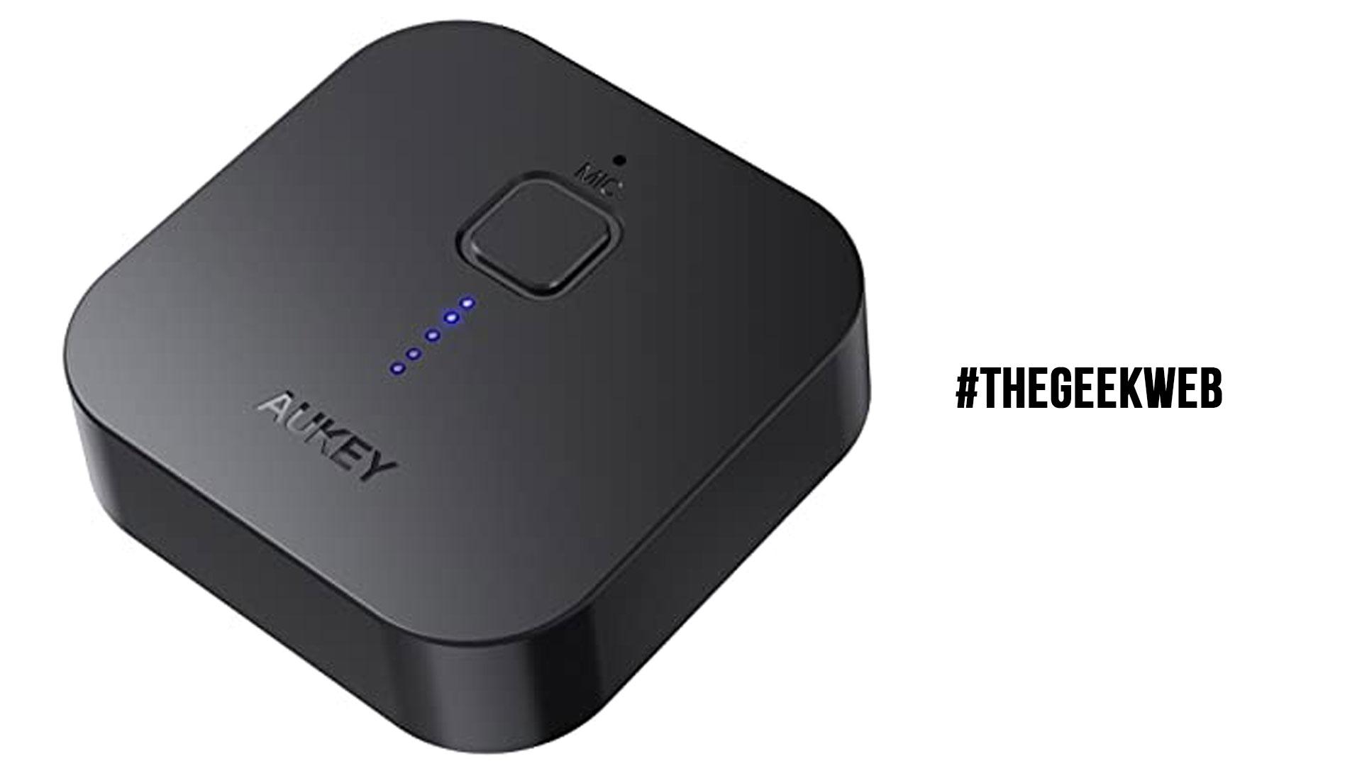 AUKEY Bluetooth Receiver V4.1