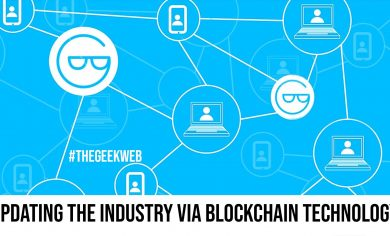 Updating the Industry via Blockchain Technology