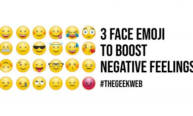 3 Face Emoji To Boost Negative Feelings
