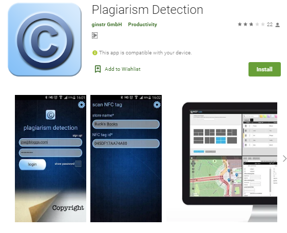 Plagiarism Detection