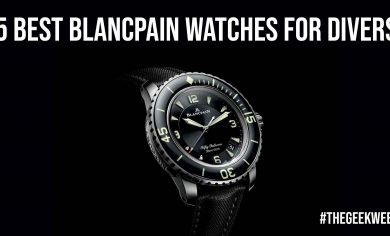 5 Best Blancpain Watches for Divers