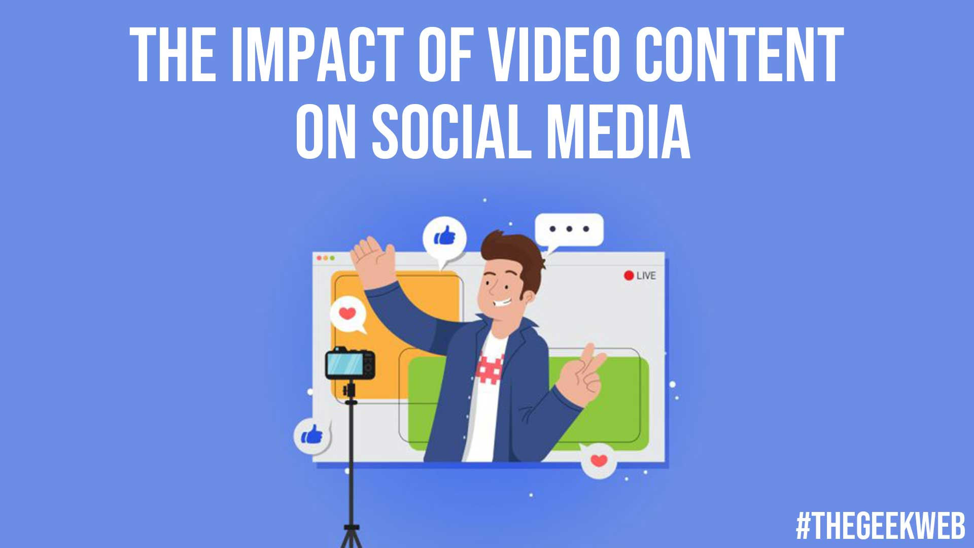 The Impact of Video Content on Social Media