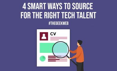 4 Smart Ways to Source for the Right Tech Talent