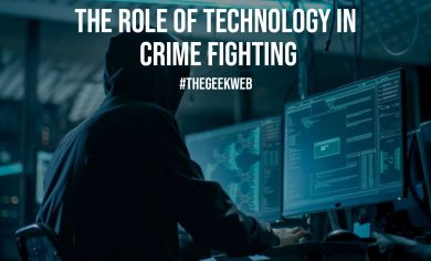 The Role Of Technology In Crime Fighting