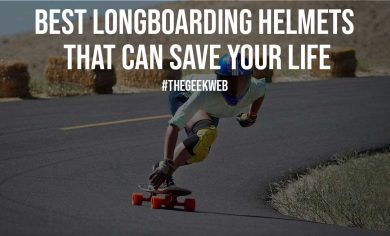 Best Longboarding Helmets that Can Save Your Life